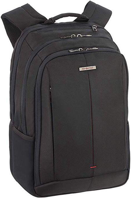 "Samsonite Zaino Porta Pc Guard It 2.0, 15.6"" Zaino, 44 cm, Nero"